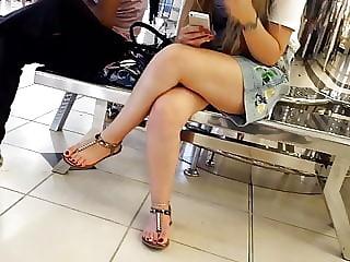 Feet Voyeur Videos