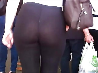 Leggings Voyeur Videos
