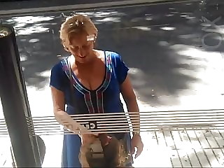 Granny Voyeur Videos